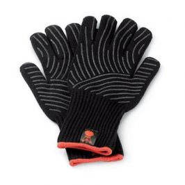 Перчатки для гриля L/XL, 33.1х17.1х0.8 см, черные, 2 шт. 6670 Weber