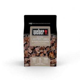 Кубики для розжига, натуральные 17612 Weber