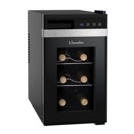 Шкаф для подготовки вина к подаче Vinosphere, монотемпературный, 8 бутылок LS8K La Sommeliere