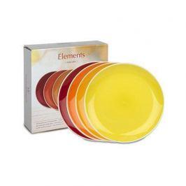 Набор тарелок Elements