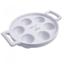 Порционная форма для запекания Belle Cuisine, 14 см, белая 614856 Revol