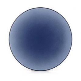 Тарелка обеденная Equinoxe Blue, 26х3 см, синяя 650423 Revol