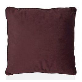 Подушка бархатная Burgundy Velvet, 45х45 см, бургунди AX67185 Andrea House