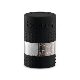 Мельница для перца и соли Bistro, 6.9х6.9х11.3 см, черная 11368-01-3 Bodum
