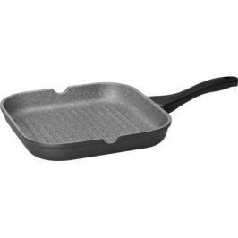 Сковорода-гриль с антипригарным покрытием Grania, 28х28 см 728120 Nadoba