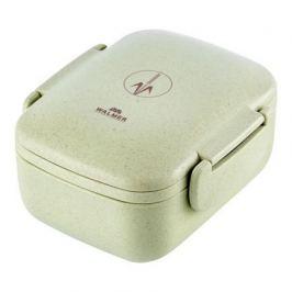 Ланч-бокс Eco (0.8 л), 17х14.5х8 см, светло-зеленый W24800162 Walmer