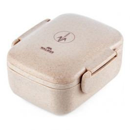 Ланч-бокс Eco (0.8 л), 17х14.5х8 см, бежевый W24800161 Walmer