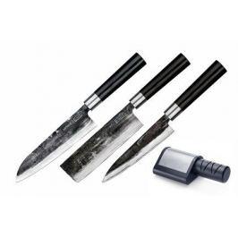 Набор ножей Super 5, 3 пр. SP5-0220C/Y Samura
