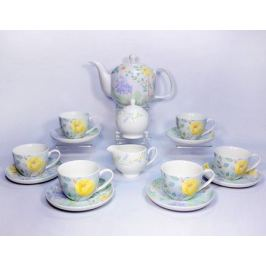 Сервиз чайный на 6 персон Мальта, 17 пр. 40101-4 Takito