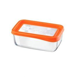 Контейнер Frigoverre Fun (1.1 л), 21х13 см, оранжевый 335160MV9321990 Bormioli Rocco