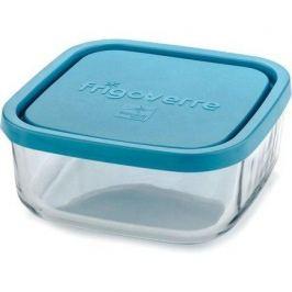 Контейнер Frigoverre Classic (0.75 л), 15х15 см, синяя крышка 387870MA2121990 Bormioli Rocco