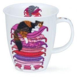 Кружка Невис. Кошка на розовых подушках (480 мл) DNN78018254 Dunoon