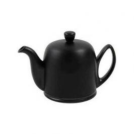 Чайник заварочный Salam Mat Black (0.7 л), с колпаком, на 4 чашки 216410 Guy Degrenne