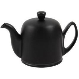 Чайник заварочный Salam Mat Black (0.9 л), с колпаком, на 6 чашек 216414 Guy Degrenne