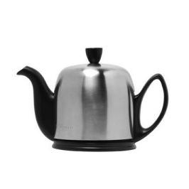 Чайник заварочный Salam Mat Black (0.7 л), с колпаком, на 4 чашки 211992 Guy Degrenne