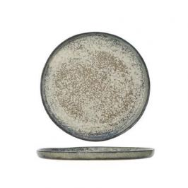 Тарелка Begona, 21.5 см, коричневая 5814022 Roomers
