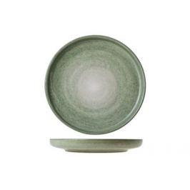 Тарелка Destino, 15.5 см, зеленая 6275016 Roomers