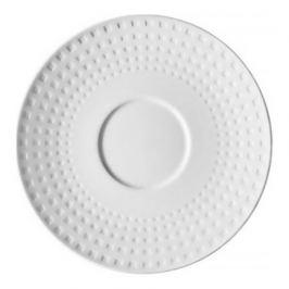 Блюдце Satinique, 12.5 см, белое S0431/54696 Chef&Sommelier