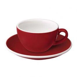 Чайная пара Egg (150 мл), красная C088-59BRE/C088-28BRE Loveramics