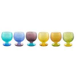 Набор рюмок для ликера Multicolor (70 мл), 6 шт 5342.1 IVV