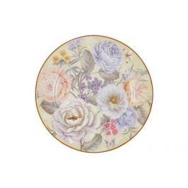 Тарелка Цветочный вальс, 19 см AL-AP-103-P3 Anna Lafarg