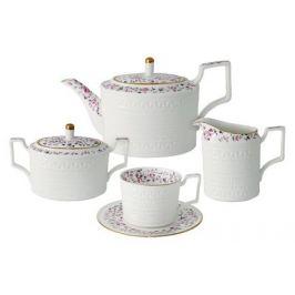 Чайный сервиз Стиль на 6 персон, 15 пр. C2-TS_15-6402AL Colombo