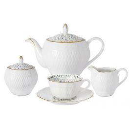 Чайный сервиз Греция на 6 персон, 15 пр. C2-TS_15-K2126 Colombo