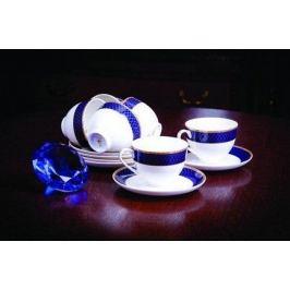 Набор чайных пар Аружан на 6 персон, 12 пр. 71232 А Akky