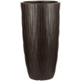 Кашпо Буллет Высокое, 42х77.5 см, коричневое ROWV42-AB IDEALIST