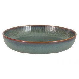 Салатник-тарелка для пасты Comet, 23 см, морская волна JV-HL864630 Julia Vysotskaya