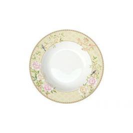 Тарелка суповая Дворцовый парк, 22.5 см, бежевая EL-R1360_PALF Easy Life (R2S)