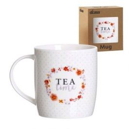 Кружка Tea Time (350 мл) 2776193 D'casa