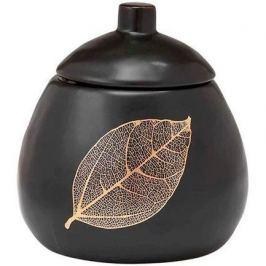 Сахарница с крышкой Lantana Black Stone (300 мл) 517202 Ashdene