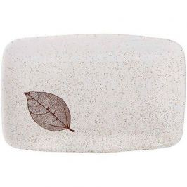 Поднос прямоугольный Lantana White Stone, 34х22х4 см 517197 Ashdene