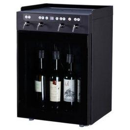 Диспенсер для розлива вина (7-18°C), на 4 бутылки DVV4 La Sommeliere