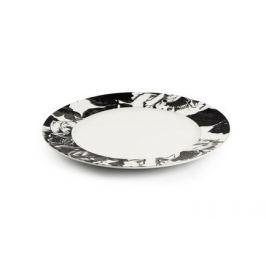 Тарелка Черный Базилик, 27 см 5300127 2371 Tunisie Porcelaine