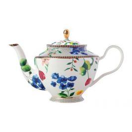 Чайник с ситечком Contessa (1 л), белый MW496-HV0049 Maxwell & Williams