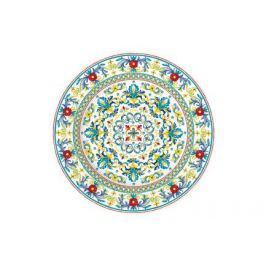 Тарелка обеденная Средиземноморье, 26.5 см EL-R0942_MEBL Easy Life (R2S)