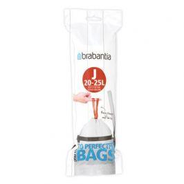 Пакет пластиковый J (23 л), 20 шт 115585 Brabantia
