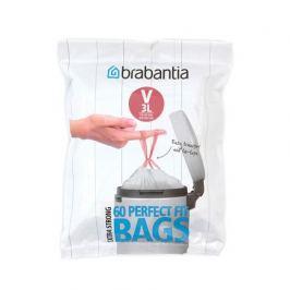 Пакет пластиковый V (3 л), 60 шт 116803 Brabantia