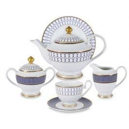 Чайный сервиз Адмиралтейский, на 6 персон, 23 пр MI2-9831-Y3_23A-AL Midori