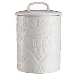 Емкость для чая In the Forest, 16.5х11 см, белая 2001.970 Mason Cash