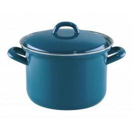 Кастрюля Ceraglas blue (1 л), 14 см 0121-032 Riess