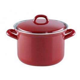 Кастрюля Ceraglas red (1.5 л), 16 см 0122-030 Riess