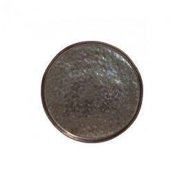 Тарелка Lagoa, 21.1 см, коричневая LOP211-03507X Costa Nova