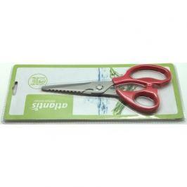 Ножницы кухонные для птицы, 25 см, красные 18LF-1003-G Atlantis