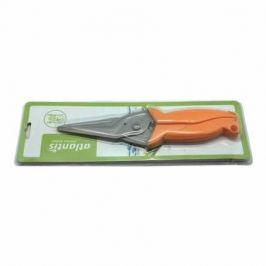 Ножницы кухонные универсальные, 25 см, оранжевые 18LF-1001-O Atlantis