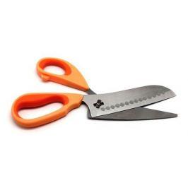 Ножницы разборные универсальные, 23.5 см, оранжевые 18LF-1006-O Atlantis