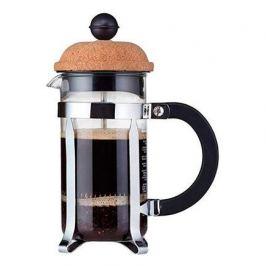 Кофейник с прессом Chambord (0.35 л), пробковый 1923-109S Bodum