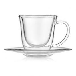 Набор кофейных пар Sapphire (80 мл), 2 шт W29001008 Walmer